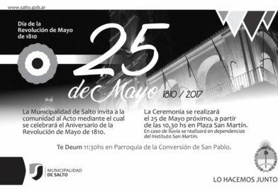 A 207 años de la Revolución de Mayo