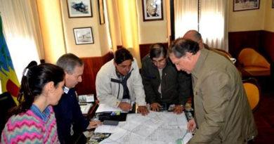 Importante convenio de Alerta Temprana Salto fue elegida para desarrollar el sistema SIMPARH