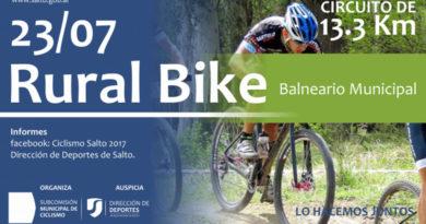 Rural Bike en Salto