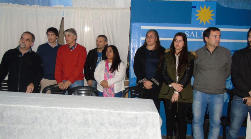 UNIDAD CIUDADANA: Inauguración de sede partidaria y presentación de candidatos
