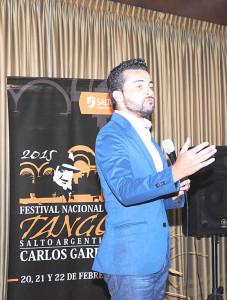 Javier Astrada (Pergamino - 2º en Canto)