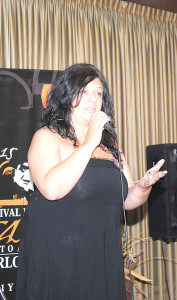 María Claudia Levato (Junín - 1º en Canto)
