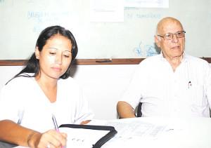 Verónica Maffei - Dr. Jerónimo Gobato