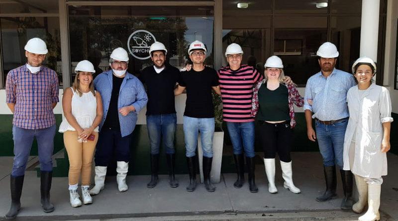 La UNLP estudia el impacto ambiental en Salto