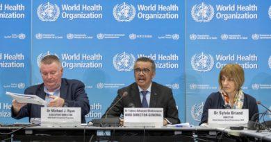 La OMS pidió prepararse para una «potencial» pandemia de Coronavirus