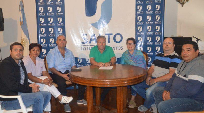 Acuerdo paritario: El Municipio de Salto otorgó un 53,8 % de aumento a sus trabajadores