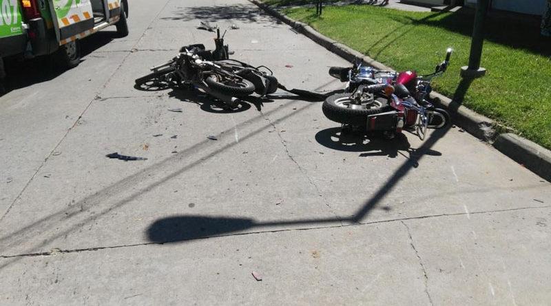 Grave accidente de tránsito