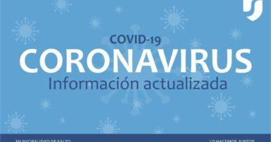 Activación protocolo ante nuevo caso sospechoso de Coronavirus