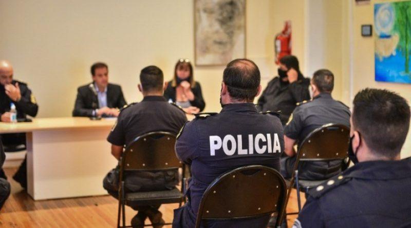 Escobar: Elegido para desarrollar un nuevo esquema policial de prevención