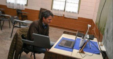 La UNLP ya cuenta con su primer graduado virtual en una cárcel bonaerense