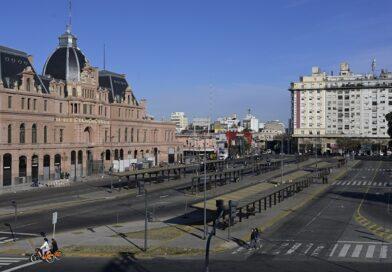 Trenes Argentinos inaugura el programa «enTRENtenerte» en la estación Constitución