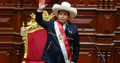 Nuevo gobierno en Perú: Asumió Castillo