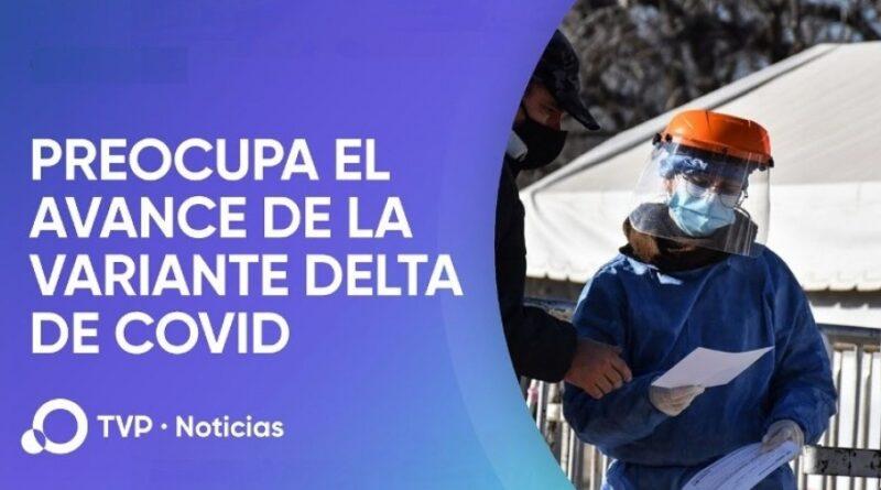 La Asociación Argentina de Medicina Respiratoria alerta a la población por la variante Delta