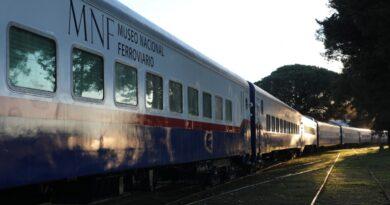 Un tren museo itinerante recorrerá la provincia