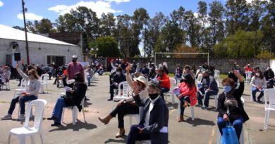 Importante participación en la Asamblea de la Cooperativa Eléctrica de Inés Indart